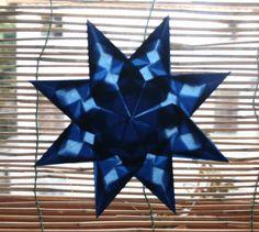 kite paper star tutorial
