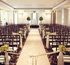 Westin Book Cadillac Detroit Weddings and Receptions Guide