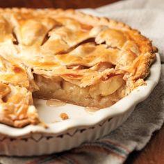 Tarte aux pommes - Recettes - Cuisine et nutrition - Pratico Pratiques - Dessert
