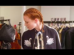 The new season campaign film celebrates the new collection and delivers it with signature Stella humour. and Stella herself in th. Jess Glynne, Amber Valletta, Ad Campaigns, Teaser, Stella Mccartney, Film, Celebrities, Winter, Collection