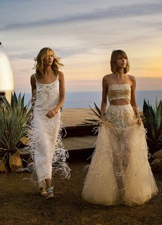 Taylor Swift & Karlie Kloss Cover March 2015 Vogue at LuLus.com!