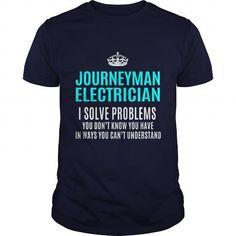 JOURNEYMAN-ELECTRICIAN T-SHIRTS, HOODIES, SWEATSHIRT (21.99$ ==► Shopping Now)