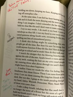 These notes are from THESE GENTLE WOUNDS by Helene Dunbar. Books For Tweens, Girl Scout Troop, Hold Me, First Names, Programming, No Response, Books To Read, Notes, Writing