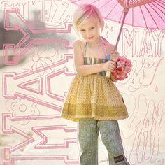 Matilda Jane ~May #matildajaneclothing #MJCdreamcloset