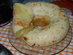 Bolo simples de pão de queijo - Ideal Receitas
