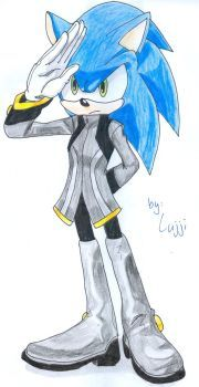 Zonic By lujji by MrsSoniku63