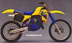 Suzuki RM 125 1986