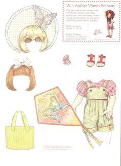 favourit paper, doll cloth, paper fun, paper dolls, compani, collect doll, missi paper, doll secret, kish