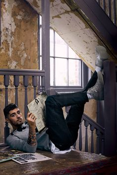 Zayn Malik's First Photoshoot for GQ is So Lit