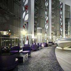Luxury 5 Star Hotel in Abu Dhabi, Rocco Forte Hotel Abu Dhabi // #bafco #bafcointeriors Visit www.bafco.com for more inspirations.