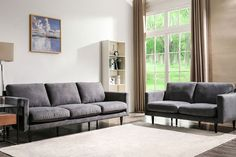 $2,699 Seat Foam, Lounge Suites, Sofa Home, Cushion Filling, Grey Fabric, Home Living Room, Seat Cushions, Couch, Modern