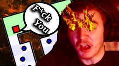 F*CK!!! | The World's Hardest Game (Much Rage)
