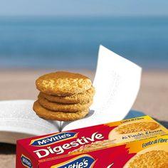 #mcvitiesitalia #mcvitiesdigestive #mcvitiesfiocchidavena #mcvities #libro #book #biscuits #biscotti #spiaggia #mare #estate #summer #relax #break #food #cibo