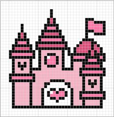 MINECRAFT PIXEL ART – One of the most convenient methods to obtain your imaginative juices flowing in Minecraft is pixel art. Pixel art makes use of various blocks in Minecraft to develop pic… Pearler Bead Patterns, Perler Patterns, Beaded Cross Stitch, Cross Stitch Patterns, Modele Pixel Art, Perler Bead Disney, Pixel Beads, 8bit Art, Motifs Perler