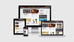 6 плагинов адаптирующих сайты для мобильных устройств - http://clubwp.ru/blog/plugins-wordpress/best-plugins-wordpress/6-plaginov-adaptiruyushhih-saytyi-dlya-mobilnyih-ustroystv.html