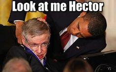 HAHAHA.... Gus and Barack do share an odd resemblance....