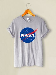 chemise de la NASA la nasa t-shirt taille S-XL par lifegrowth