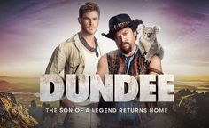 Chris Hemsworth and Danny McBride Star in Son of Dundee for Tourism Australia