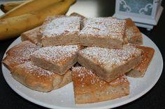 Banana cake  http://www.veganeren.com/2011/06/st-og-god-banankake.html