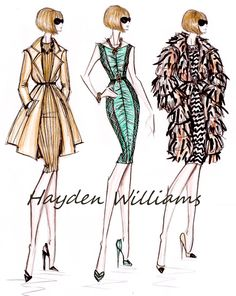 Fashion Elite collection: Anna Wintour by Hayden Williams