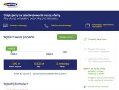 Nie każdy potrzebuje zwykłej chwilówki na 30 dni. Wiele osób wybiera pożyczki na raty, gdzie pożyczka zwykle jest wyższa niż 1500 zł, a czas na spłatę to niekiedy 24 miesiące czyli 2 lata. Jeśli takie są i wasze preferencje to zachęcamy do skorzystania właśnie z Optimy, która posiada pożyczki na raty w bardzo przystępnych warunkach. Więcej na  https://chwilowo.pl/opinie/optima/