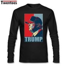 Looking for a gift? Start here 👉  Vintage Donald Trump Profile T-shirts http://politishirtsusa.com/products/men-o-neck-cotton-long-sleeve-custom-funny-undershirts-vintage-donald-trump-profile-t-shirts-for-men-thanksgiving-day-gift