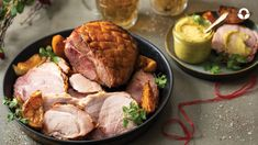 We are in the full swing of Christmas already. This sticky gingerbeer gammon recipe is sure to be a favourite at your feast this year! Ginger Beer, Fresh Ginger, Healthy Eating Tips, Healthy Nutrition, How To Cook Gammon, Gammon Recipes, Christmas Ham, Vegetable Drinks, Cooking Time