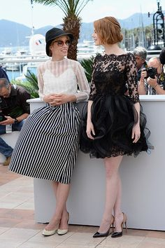 Slideshow: Emma Stone And Parker Posey's Windstorm Photo Shoot Just Made Our Week