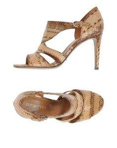 SERGIO ROSSI Sandals. #sergiorossi #shoes #샌들