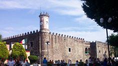 Palacio de Cortés, Cuernavaca Historic District, Mexico