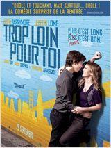 Trop loin pour toi avec Drew Barrymore et Justin Long. Comédie Romantique d'une relation amoureuse à distance. Mignon.