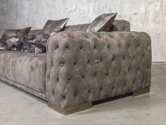 Leather furniture handcrafted