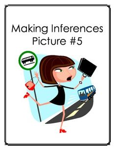FREE Inference Carousel: Making Inferences with Pictures - 29 pages Activity Includes: * Teacher Instructions * 14 Images * Response Handouts for Lessons * List of Possible Responses * Additional Inference Carousel Activity * Template for Student Inference Pictures