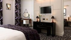 Claridge's, London - The Diane Von Fustenberg rooms and suites.