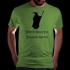 Tokien shirt :D