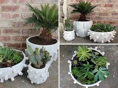 10 bons conseils et idées DIY pour fabriquer un pot de fleurs