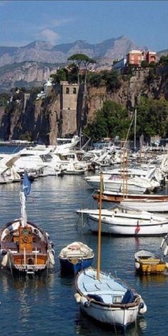 Sorrento, Province of Naples , Campania region, Italy