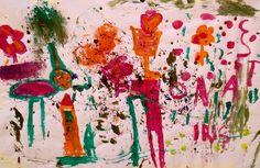Il giardino di Crescimondo, opera di Anastasia, Arianna, Iris