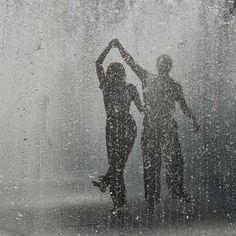 Couple Aesthetic, Aesthetic Pictures, Popsugar, I Love Rain, Images Esthétiques, Rain Photography, Photography Couples, White Photography, Fashion Photography