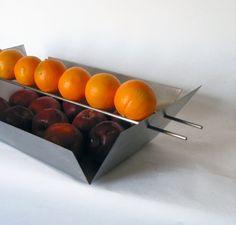 Modern Fruit Bowl  'Apples and Oranges' series  by joepapendick