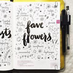 flores favoritas