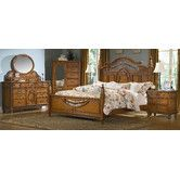 Found it at Wayfair - Southern Heritage Panel Bedroom Collection