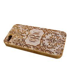 Damask Monogram Case for iPhone