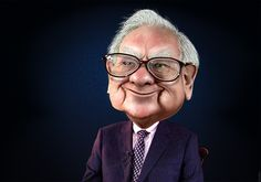 The Intelligent Investor summary. Learn the fundamentals of how billionaire Warren Buffett invests. Invest like Warren Buffett. Funny Caricatures, Celebrity Caricatures, Warren Buffett, Nebraska, Dreamworks, How To Get Rich, How To Become, Stocks For Beginners, Retirement Decorations