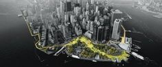 5 Ideas for Protecting New York From The Next Sandy (Some Of Which Are A Little Nuts)