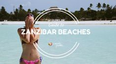 Get Familiar With Zanzibar Beaches If planning a break on Zanzibar for the first time, the biggest dilemma occurs which beach on Zanzibar to choose. Should you stay North or rather choose (North / South) East coast of Zanzibar? What are the differences between Zanzibar beaches? In last six years I spent so