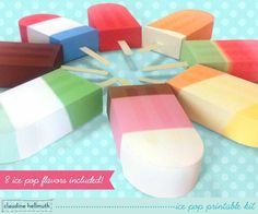 shower INSTANT Download DIY Printable PDF Kit favor box gift box or gift cards Five Crayon Box for birthday
