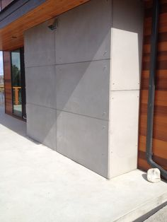 Gfrc concrete wall panels on pinterest reinforced concrete social housing and fiber - Decorative precast concrete wall panels ...