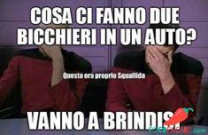 Immagini Divertenti per Facebook e Whatsapp - Pocopagare.com Humor Facebook, Funny Images, Funny Pictures, Italian Memes, Bad Humor, Funny Jokes, Hilarious, Serious Quotes, British Humor