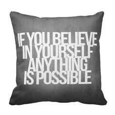 Inspirational and motivational quotes throw pillows #inspirational #motivational #quotes #pillow